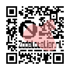 Custom QR Code for Zadelatelier